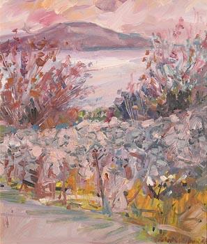 Robert Bottom, Autumnal Scene (1999) at Morgan O'Driscoll Art Auctions