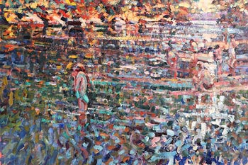Arthur K. Maderson, Evening River at Morgan O'Driscoll Art Auctions