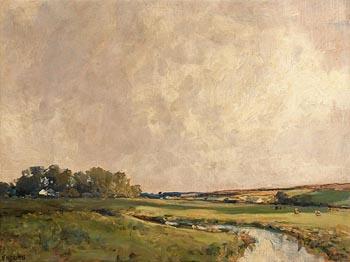 James Humbert Craig, The Bush, Co. Antrim at Morgan O'Driscoll Art Auctions