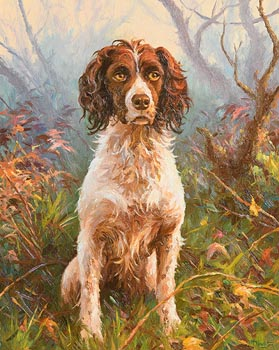 Donal McNaughton, Gun Dog at Morgan O'Driscoll Art Auctions