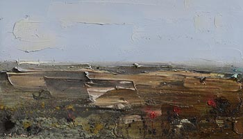 Colin Flack, Green Pastures at Morgan O'Driscoll Art Auctions