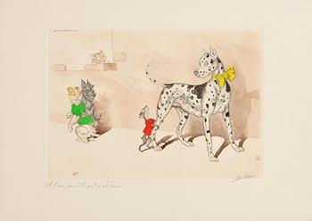 O'Klein, A L'Impossible nul n'est Tenu at Morgan O'Driscoll Art Auctions