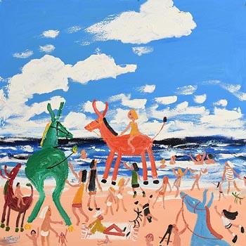 Simeon Stafford, St. Ives at Morgan O'Driscoll Art Auctions