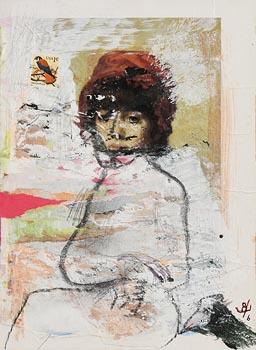 John Kingerlee, Figure Study (2006) at Morgan O'Driscoll Art Auctions
