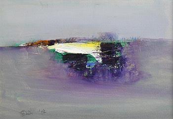 Gerald Davis, Achill Sound (1987) at Morgan O'Driscoll Art Auctions