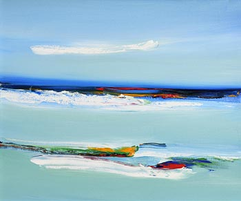 Majella O'Neill Collins, From My Studio at Morgan O'Driscoll Art Auctions