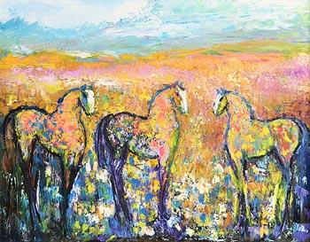 Declan O'Connor, Wetlands at Morgan O'Driscoll Art Auctions