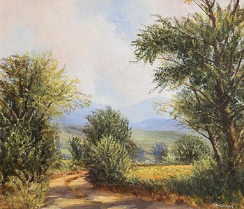 Gerard Marjoram, Ineagh Valley at Morgan O'Driscoll Art Auctions