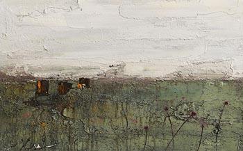 Colin Flack, Harvest at Morgan O'Driscoll Art Auctions