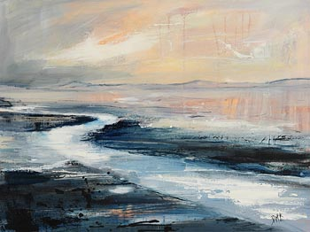 Paula McKinney, Tides Out, Dunfanaghy, Co. Donegal at Morgan O'Driscoll Art Auctions