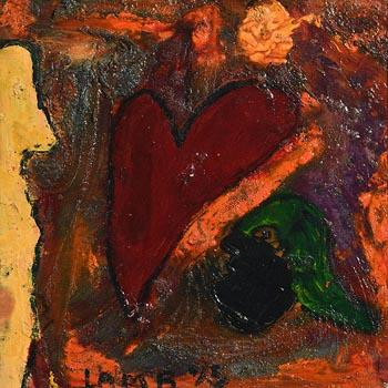 Matt Lamb, Untitled (1995) at Morgan O'Driscoll Art Auctions