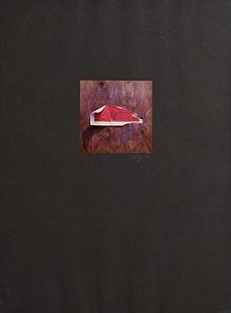 Robert Ballagh, Torn Poster (1988) at Morgan O'Driscoll Art Auctions