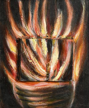 Paki Smith, A Burning Book, I Want to Die at Morgan O'Driscoll Art Auctions
