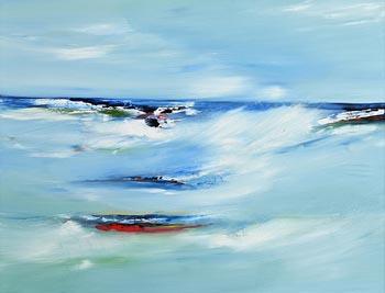 Majella O'Neill Collins, Crossing Turk Head (2018) at Morgan O'Driscoll Art Auctions