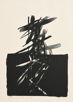 Toko Shinoda, Bara (1976) at Morgan O'Driscoll Art Auctions