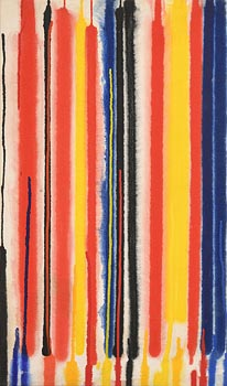 John Copnall, Red, Yellow, Blue ect (1970) at Morgan O'Driscoll Art Auctions