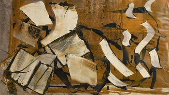 Gerard Dillon, Abstract Composition at Morgan O'Driscoll Art Auctions