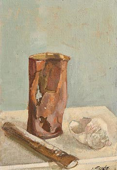 John Coyle, Still Life - Beach Objects at Morgan O'Driscoll Art Auctions