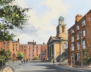 Colin Gibson, St. Stephen's Church, Dublin at Morgan O'Driscoll Art Auctions