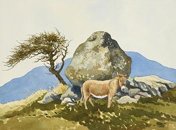 James MacIntyre, Connemara Donkey (1997) at Morgan O'Driscoll Art Auctions