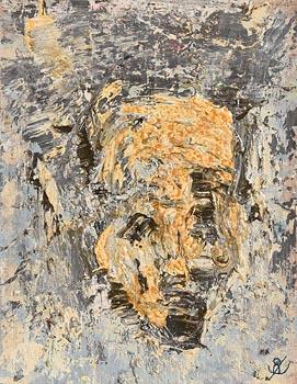 John Kingerlee, Head (2018) at Morgan O'Driscoll Art Auctions