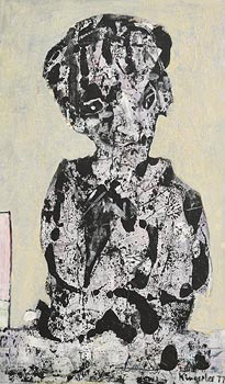 John Kingerlee, Figure (1977) at Morgan O'Driscoll Art Auctions