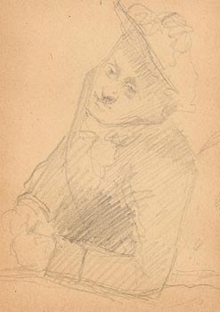 Sarah Henrietta Purser, The Artist's Sister at Morgan O'Driscoll Art Auctions