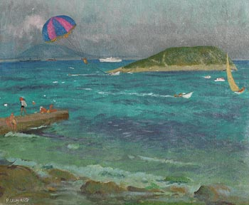 Patrick Leonard, Costa del Sol at Morgan O'Driscoll Art Auctions