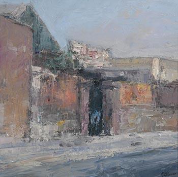 Aidan Bradley, Mayor Street (2007) at Morgan O'Driscoll Art Auctions