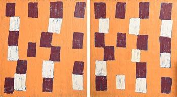 John Noel Smith, The Gathering (1996) at Morgan O'Driscoll Art Auctions