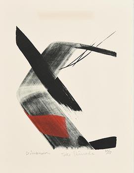 Toko Shinoda, Dimension (1977) at Morgan O'Driscoll Art Auctions