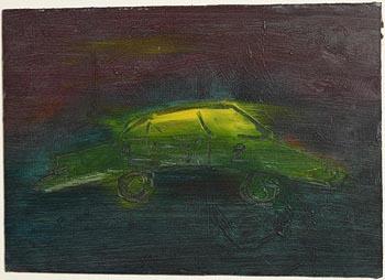 Basil Blackshaw, Car at Morgan O'Driscoll Art Auctions