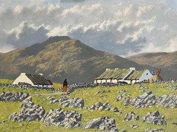 Ciaran Clear, Stoney Ground at Morgan O'Driscoll Art Auctions