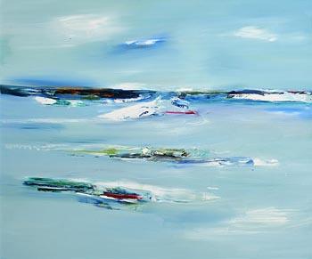 Majella O'Neill Collins, At Sea, Sherkin (2019) at Morgan O'Driscoll Art Auctions