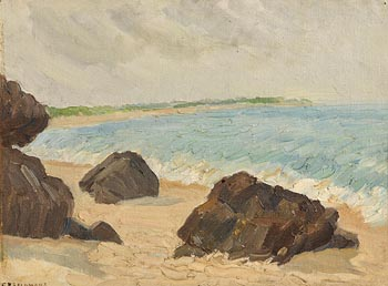Estella Frances Solomons, Kerry Beach at Morgan O'Driscoll Art Auctions