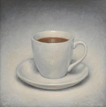 Conor Walton, Coffee Cup at Morgan O'Driscoll Art Auctions