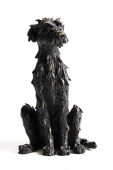 Patrick O'Reilly, Wolfhound (2019) at Morgan O'Driscoll Art Auctions