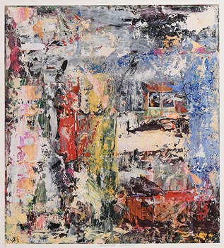 John Kingerlee, Evening Suddenly (2016) at Morgan O'Driscoll Art Auctions