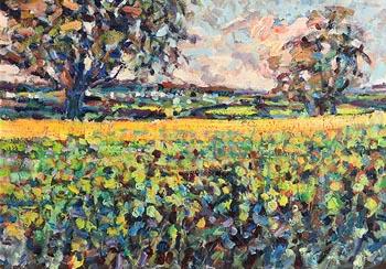 Arthur K. Maderson, May Evening, Near Cappoquin at Morgan O'Driscoll Art Auctions