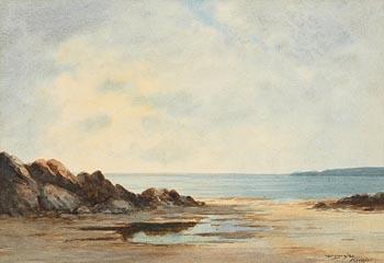 Douglas Alexander, On the Achill Coast at Morgan O'Driscoll Art Auctions