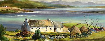 Kenneth Webb, Mulroy Bay, Co. Donegal at Morgan O'Driscoll Art Auctions