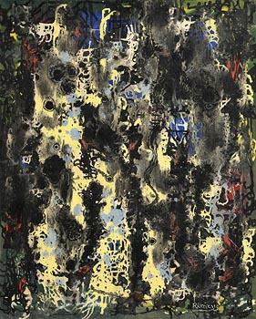 Basil Ivan Rakoczi, For�t (1962) at Morgan O'Driscoll Art Auctions