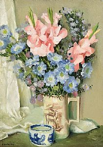 Henry Robertson Craig, Flower Study at Morgan O'Driscoll Art Auctions