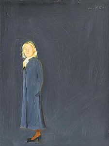 Alex Katz, Ada (2001) at Morgan O'Driscoll Art Auctions