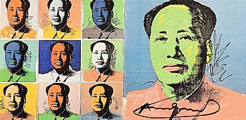Andy Warhol, Mao Tse-Tung (Announcement) at Morgan O'Driscoll Art Auctions
