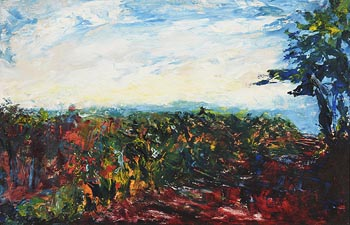 Jack Butler Yeats, Early Morning at Morgan O'Driscoll Art Auctions