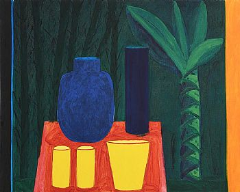 William Crozier, Plant Room at Night (2000) at Morgan O'Driscoll Art Auctions