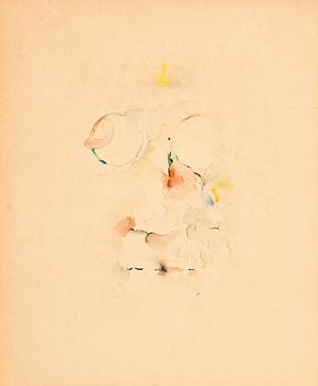 Louis Le Brocquy, James Joyce, Study 31 (W274)(1977) at Morgan O'Driscoll Art Auctions