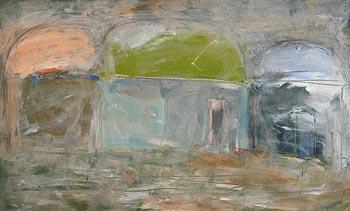 Basil Blackshaw, House in Landscape at Morgan O'Driscoll Art Auctions