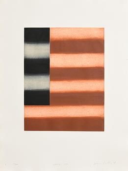 Sean Scully, Enter Six (1998) at Morgan O'Driscoll Art Auctions